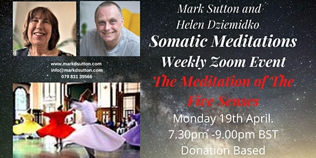 Somatic Meditations: Meditation of the five senses Tickets