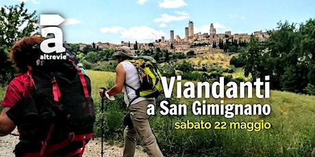 Viandanti  San Gimignano biglietti