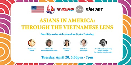 Asians in America: Through the Vietnamese Lens tickets