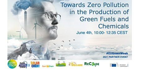 Towards Zero Pollution in the Production of Green Fuels and Chemicals tickets