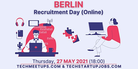 Berlin Recruitment Day (Online) tickets