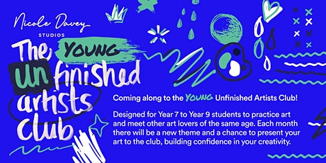 The Young Unfinished Artists Club tickets