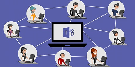A webinar on Microsoft Teams - Setting up Your Team tickets