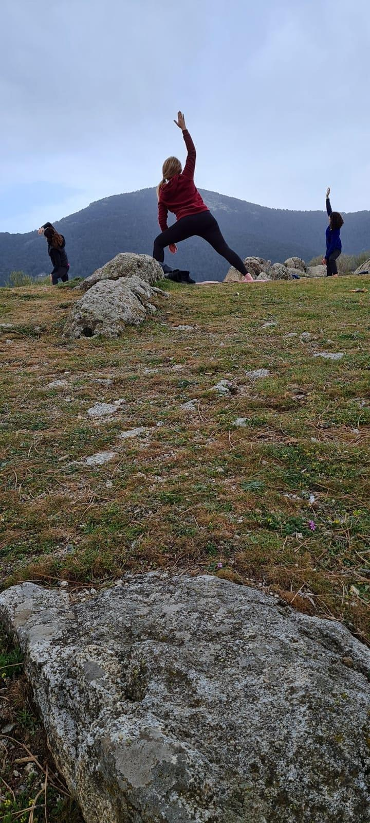 Imagen de Retiro de Yoga de un Día en Parque Nacional de la Sierra de Guadarrama