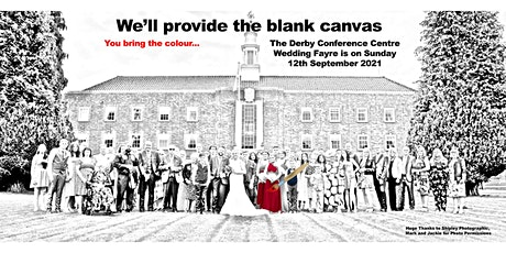 Derby Conference Centre 2021 Wedding Fayre tickets