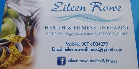 Yoga & Relaxation session with Eileen Rowe  National Volunteer Week tickets