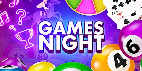 MacMillan Charity Games Night tickets