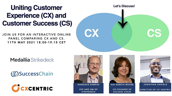 Uniting Customer Success and Customer Experience image