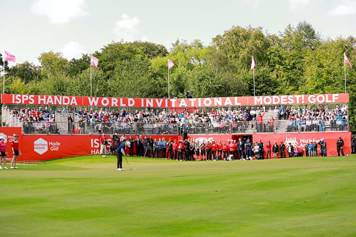 The ISPS HANDA World Invitational presented by Modest! Golf image