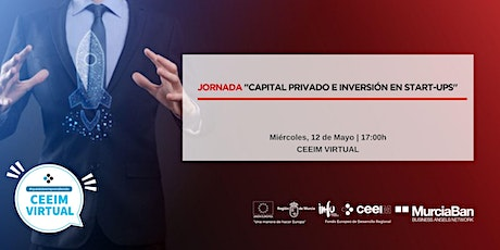 "Jornada ""Capital Privado e Inversión en start-ups"" entradas"