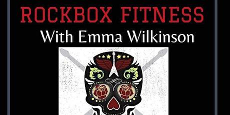 Thursday RockBox Fitness tickets