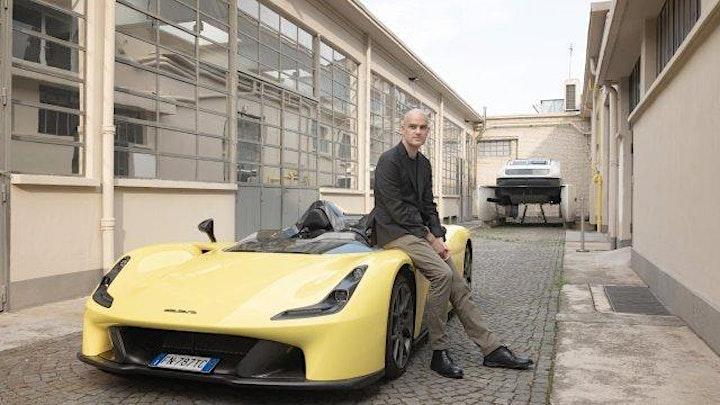 TADtalks | car design inspiring ideas | Lowie Vermeersch image