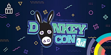 DonkeyCon 3v2 tickets