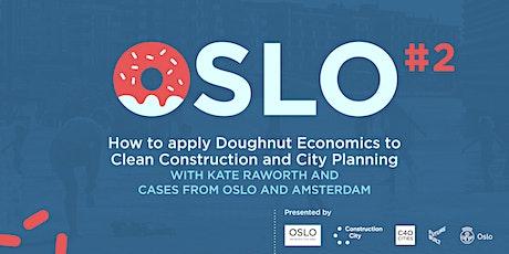 SmultringOslo #2 Doughnut Economics tickets