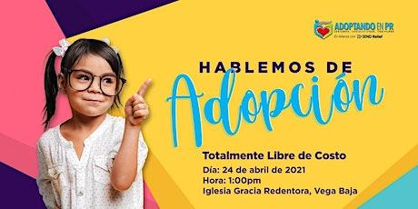 Hablemos de Adopción tickets