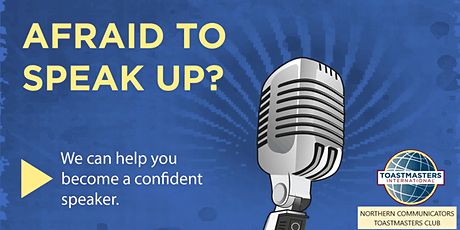 Conquer the Fear  of your Public Speaking Skills tickets