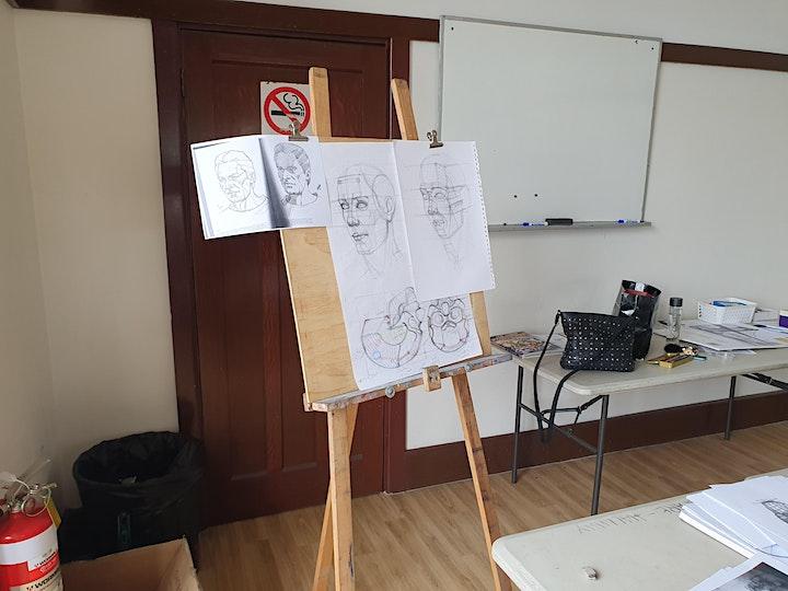 Portraiture Art Classes image