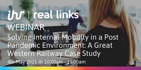 Solving Internal Mobility in a Post Pandemic Environment tickets