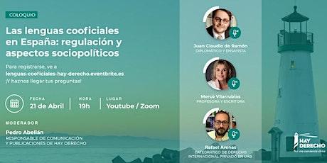 Las lenguas cooficiales en España: regulación y aspectos sociopolíticos entradas