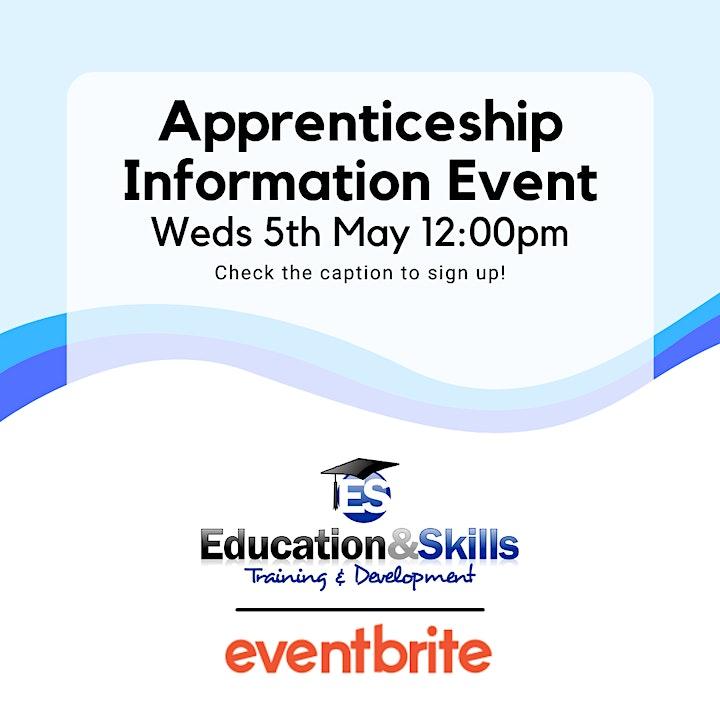 Apprenticeship Information Session image