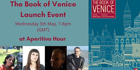 The Book of Venice - Launch Event tickets