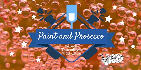 Paint and Prosecco! tickets