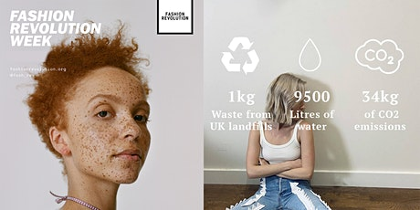 Fashion Revolution Week - Sustainability chat hosted by Fanfare Label tickets