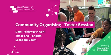 Community Organising - Taster Session tickets