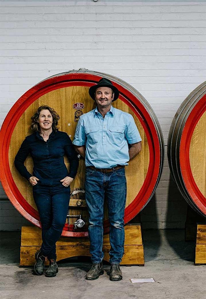 The Advocate Wine Night image