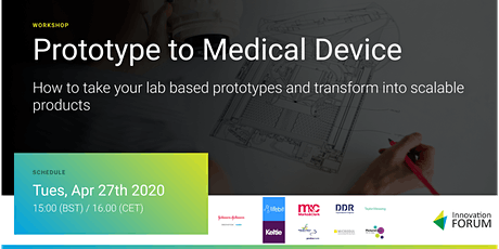 IMAGINE IF! Workshop: Prototype to Medical Device tickets
