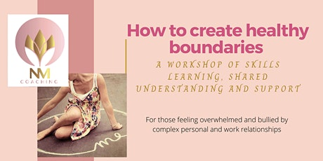 How to create healthy boundaries tickets
