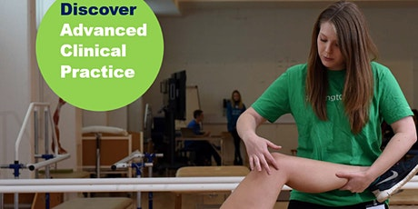 Advanced Clinical Practice Courses Webinar for Allied Health Professionals tickets