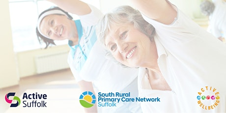 Active Wellbeing project launch for the South Rural Primary Care Network tickets