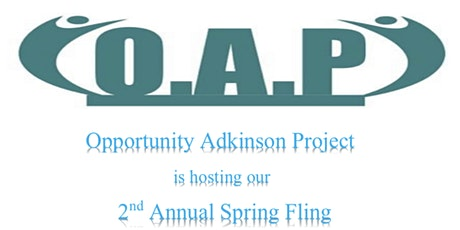 Opportunity Adkinson Project presents our 2nd Annual Spring Fling! tickets