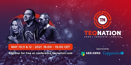 TEQnation Digital 2021 - Code.Innovate.Create tickets