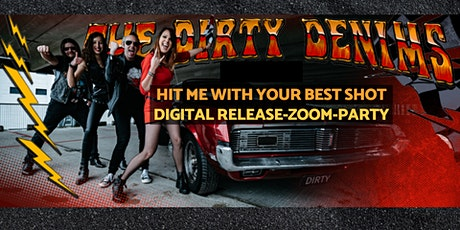 Hit Me With Your Best Shot Digital Release-Zoom-party tickets
