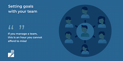 Setting goals with your team