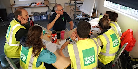 ShelterBox Germany Online Botschafter-Training Tickets