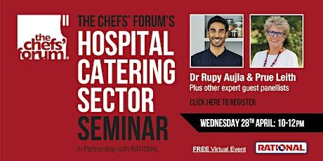 Hospital Catering Sector Seminar tickets