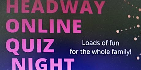 Headway Online Quiz Night tickets