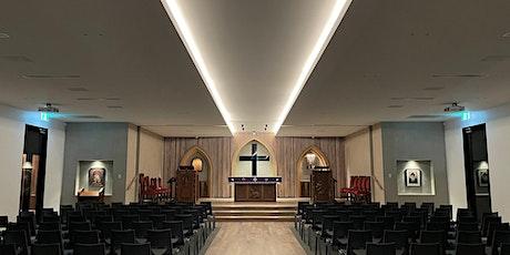 Sunday Mass - 11:30 AM tickets