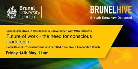 Future of work - the need for conscious leadership tickets