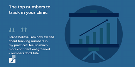 The top numbers to track in your clinic tickets