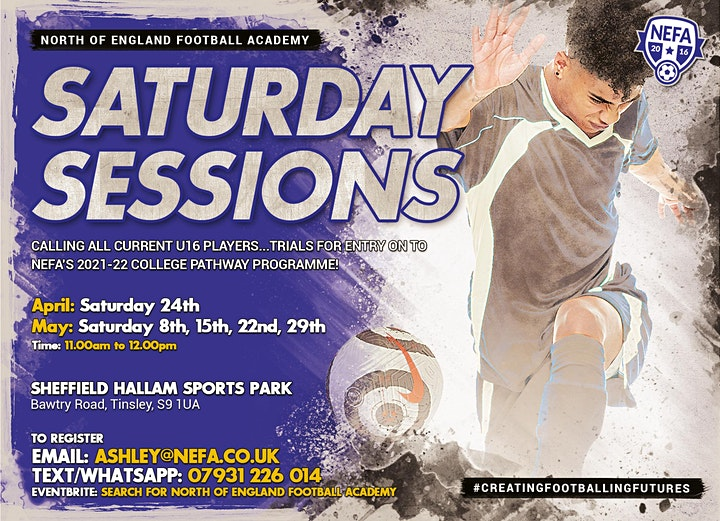 NEFA College Pathway Trial Sessions image
