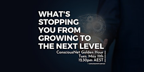 ConsciousNet: What's stopping you from growing to the next level? tickets