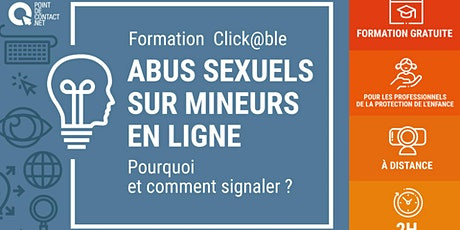 Abus sexuels sur mineurs: pourquoi et comment signaler ? billets