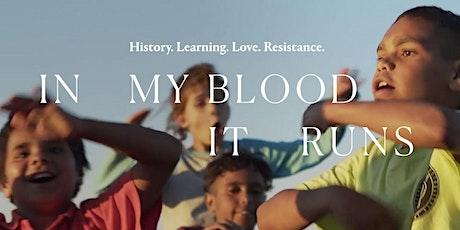 The Anti-Racist Educator Presents: In My Blood It Runs Screening Event tickets