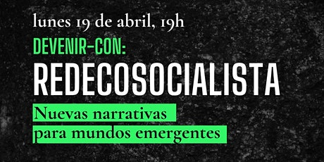 Devenir-con Red Ecosocialista entradas