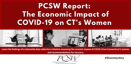 The Economic Impact of COVID-19 on Connecticut's Women: Launch Event tickets