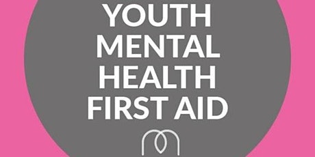 Online Youth Mental Health First Aid - Full Certification for GC Employees tickets